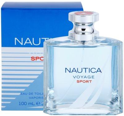 Nautica Voyage Sport Eau de Toilette pentru barbati 2