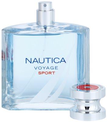 Nautica Voyage Sport eau de toilette para hombre 4