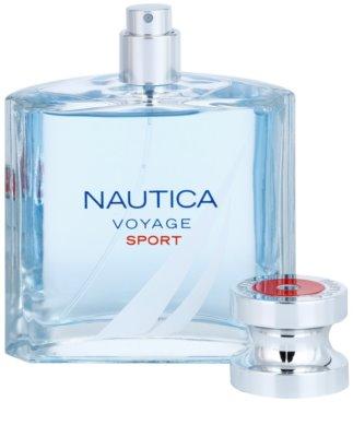 Nautica Voyage Sport Eau de Toilette pentru barbati 4