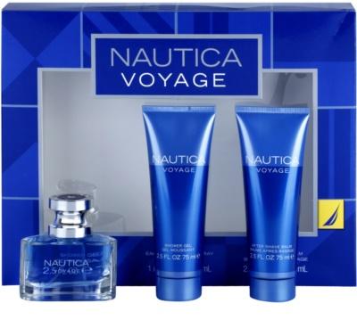 Nautica Voyage dárková sada