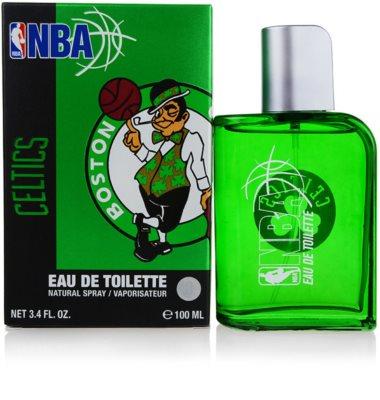 NBA Boston Celtics eau de toilette para hombre