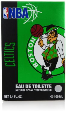 NBA Boston Celtics Eau de Toilette für Herren 4