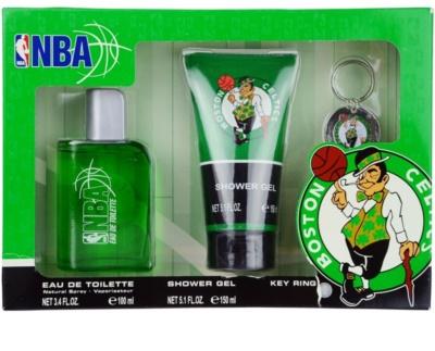 NBA Boston Celtics coffret presente