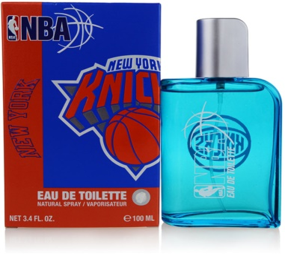 NBA New York Knicks eau de toilette para hombre