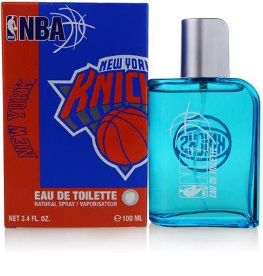 NBA New York Knicks Eau de Toilette para homens