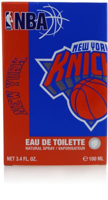 NBA New York Knicks eau de toilette férfiaknak 3