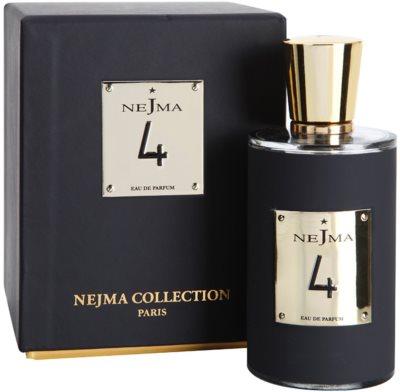 Nejma Nejma 4 Eau de Parfum para mulheres 1