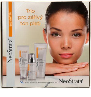 NeoStrata Enlighten lote cosmético I. 2