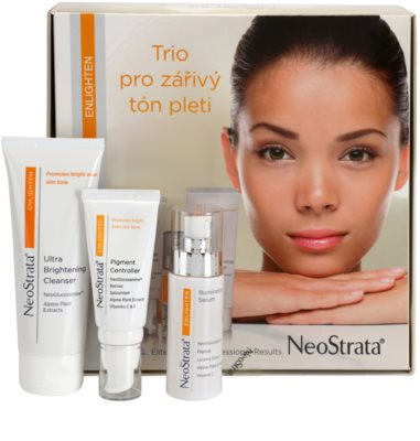 NeoStrata Enlighten lote cosmético I.