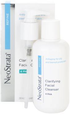 NeoStrata Refine gel limpiador 1