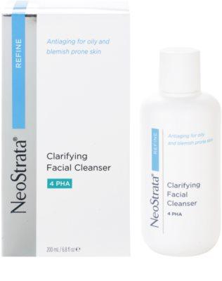 NeoStrata Refine gel limpiador 2