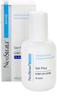 NeoStrata Refine gel exfoliante para pele problemática 1