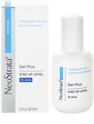 NeoStrata Refine gel exfoliante para pele problemática 2