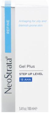 NeoStrata Refine gel exfoliante para pele problemática 3