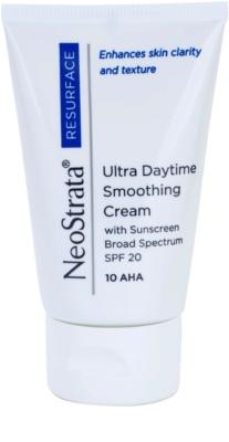NeoStrata Resurface creme alisador intensivo SPF 20