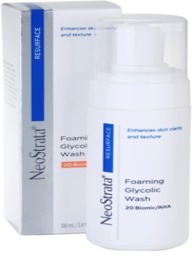 NeoStrata Resurface spuma pentru curatarea in profunzime a pielii 3