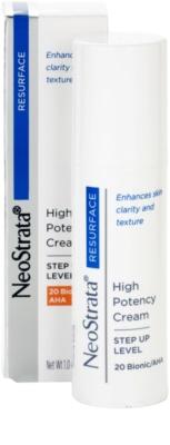 NeoStrata Resurface intenzivní krém proti vráskám 2