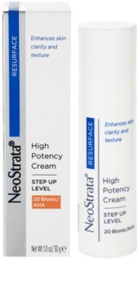 NeoStrata Resurface intensive Creme gegen Falten 3