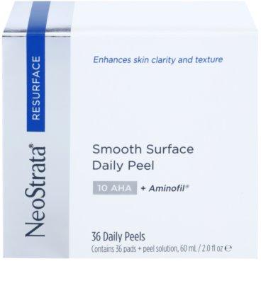 NeoStrata Resurface jednokrokový peeling pre domáce použitie 3