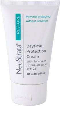 NeoStrata Restore дневен защитен крем против стареене на кожата SPF 23