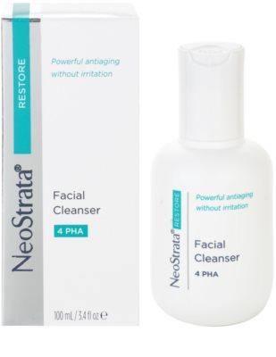 NeoStrata Restore hipoalergeni čistilni gel 2