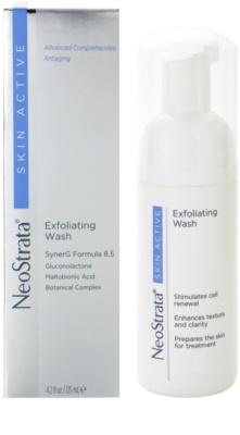 NeoStrata Skin Active spuma exfolianta pentru curatare 3