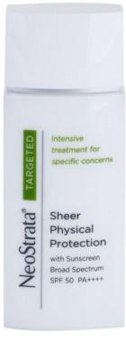 NeoStrata Targeted Treatment ásványi védő fluid arcra SPF 50