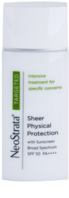 NeoStrata Targeted Treatment Fluido mineral protetor para o rosto SPF 50