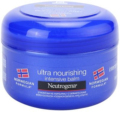 Neutrogena Body Care bálsamo intenso ultra nutrición