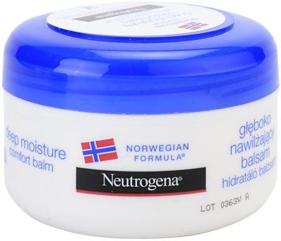 Neutrogena Body Care balsam profund hidratant pentru piele uscata