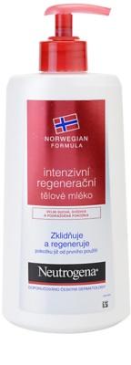 Neutrogena Body Care leche corporal regeneración intensa  para pieles secas