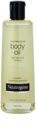 Neutrogena Body Oil hydratačný telový olej