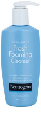 Neutrogena Face Care čisticí pěna 2v1