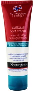 Neutrogena Foot Care Fusscreme gegen Hornhaut