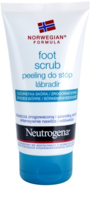 Neutrogena Foot Care peeling para os pés