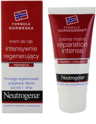 Neutrogena Hand Care regenerierende Intensivcreme für die Hände 1