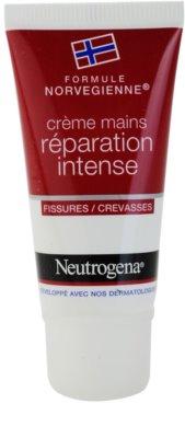 Neutrogena Hand Care crema regeneradora intensa para manos