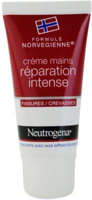 Neutrogena Hand Care intenzív regeneráló krém kézre