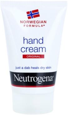 Neutrogena Hand Care crema de manos para pieles secas