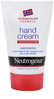 Neutrogena Hand Care kézkrém parfümmentes