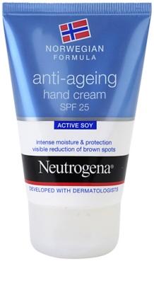 Neutrogena Hand Care Handcreme gegen die Alterung