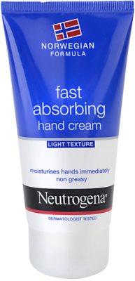 Neutrogena Hand Care crema de manos rápida absorción