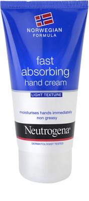 Neutrogena Hand Care szybko wchłaniający się krem do rąk