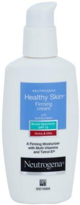 Neutrogena Healthy Skin crema hidratante antienvejecimiento y reafirmante