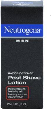 Neutrogena Men After Shave Balsam mit feuchtigkeitsspendender Wirkung 1
