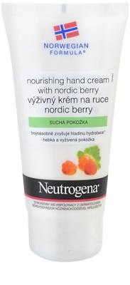Neutrogena NordicBerry crema nutritiva de maini