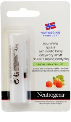 Neutrogena NordicBerry ajakbalzsam