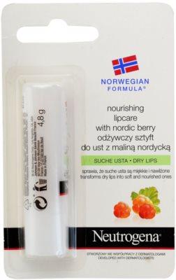 Neutrogena NordicBerry balzám na rty