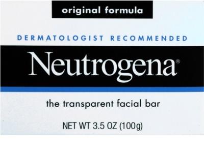 Neutrogena Face Care Original Formula Reinigungsseife für das Gesicht