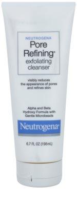 Neutrogena Pore Refining finom hámlasztó krém a kitágult pórusokra